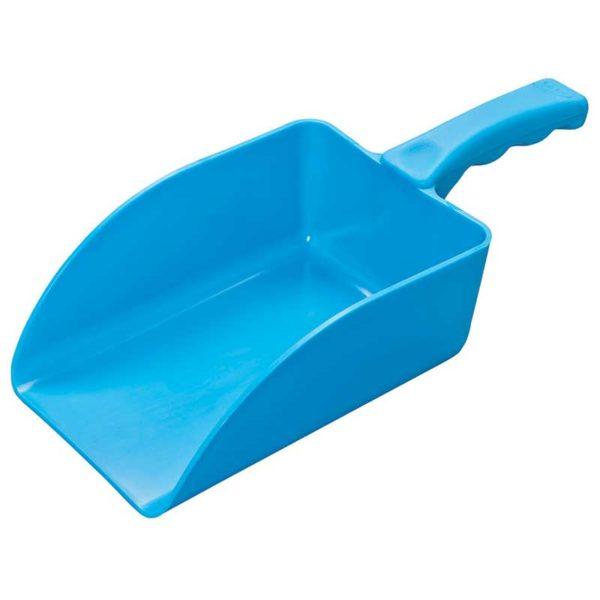 Pelle à ingrédients bleue MATFER Polypropylène alimentaire - réf 116272
