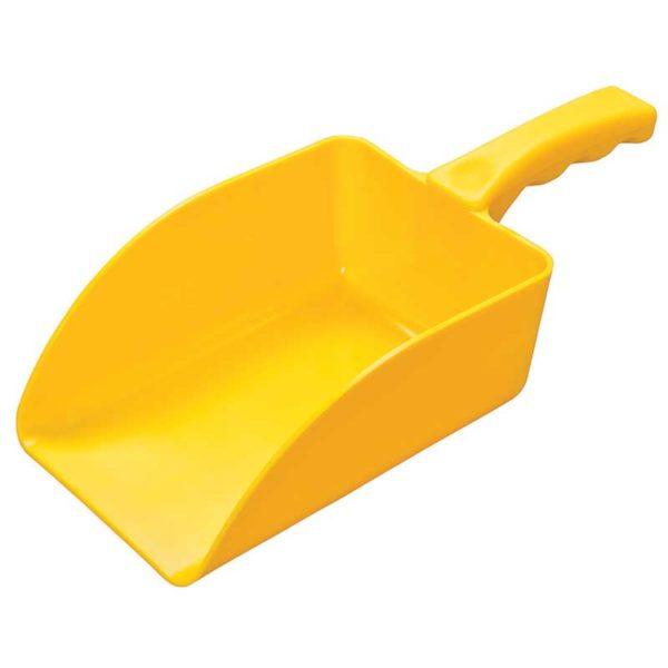 Pelle à ingrédients jaune MATFER Polypropylène alimentaire - réf 116274