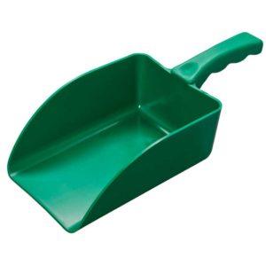 Pelle à ingrédients verte MATFER Polypropylène alimentaire - réf 116273