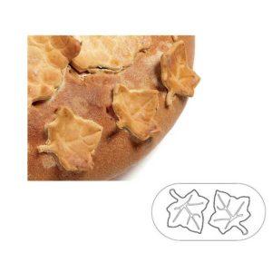 Découpoir décor à pain Exoglass® Feuille de vigne - MATFER réf 154102