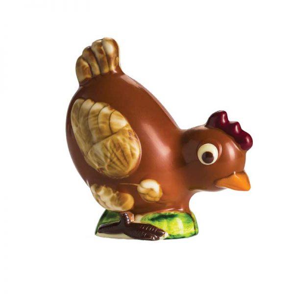 Plaque chocolat Poulette - MATFER réf 382075