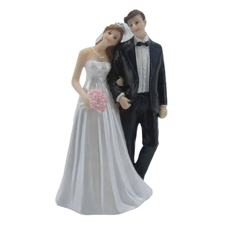 Figurine Couple Maries Rome