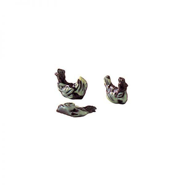 Moule Friture Poules couveuses en chocolat de Pâques - Matfer 382004