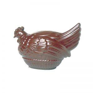 Moule à chocolat Poule panier de Pâques Matfer 382066