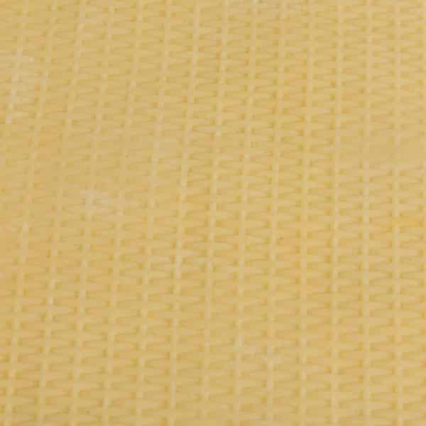 """Effet """"Tissage fin""""sur pâte réalisé grâce au rouleau à pâtisserie Matfer 140114"""