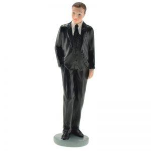 Figurine Marié Blanc - Matfer 877130