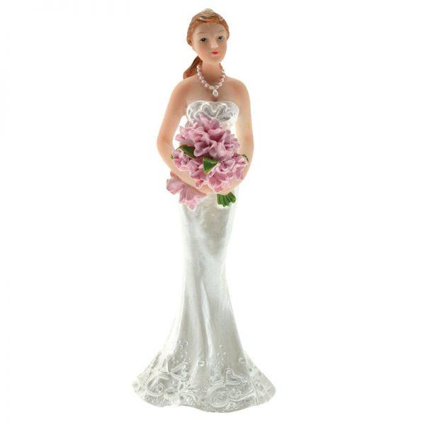 Figurine Mariée Blanche - Matfer 877122