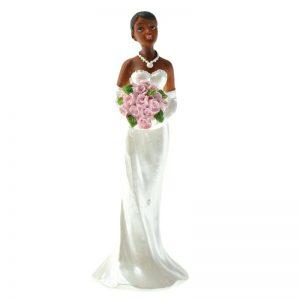 Figurine Mariée Noire - Matfer 877124