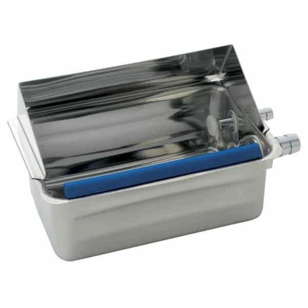 Bac de nettoyage pour cuillères à glace - Matfer Bourgeat 671001