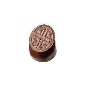 Moule à chocolat Bonbon Bali - Matfer 383211