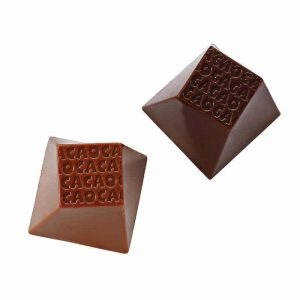 Moule à chocolat Cacao - Matfer 383208