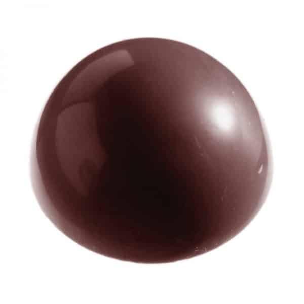 Moule à chocolat Demi-sphère - Matfer