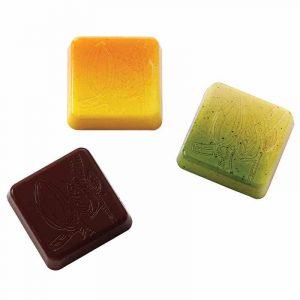 Moule à chocolat Bonbon Napolitain Cacao - Matfer 383209