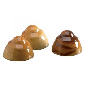 """Moule à chocolat Pomponettes """"Joie"""" - Matfer 383603"""