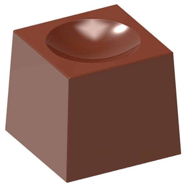 Moule à chocolat Carré -Matfer 380129