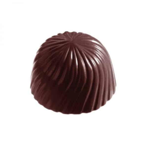 Moule à rosaces en chocolat - matfer 380152