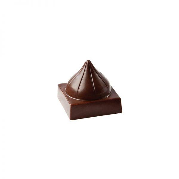 Moule à chocolat Bonbons Noisette - Matfer 380128