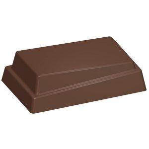 """Moule à chocolat Bonbons """"Rectangle"""" - Matfer 381201"""