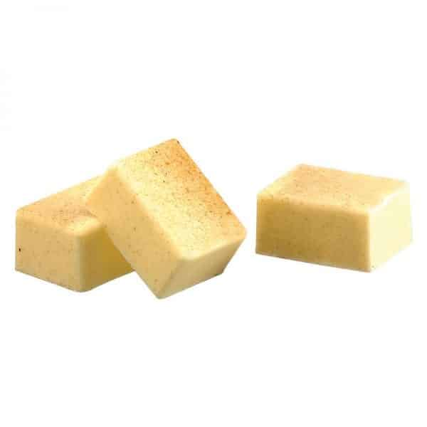 Moule à chocolat Bonbons Coques Rectangles - Matfer 383405