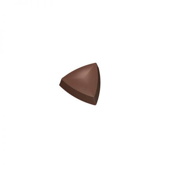 Moule à chocolat Bonbons Triangles - Matfer 380171