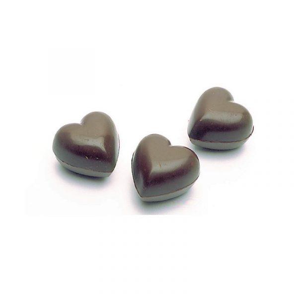 Moule à chocolat Cœurs - Matfer références 380205 et 380206