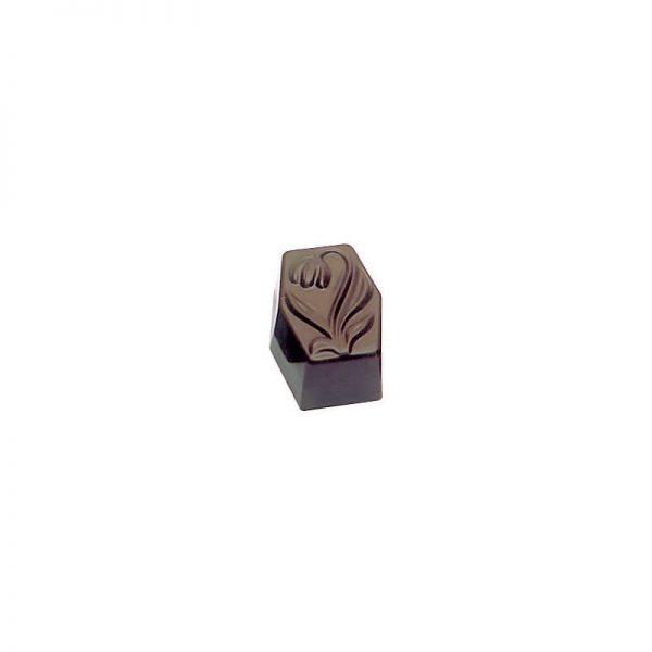 Moule à chocolat Bonbons Rectangles Tulipe - Matfer 380107
