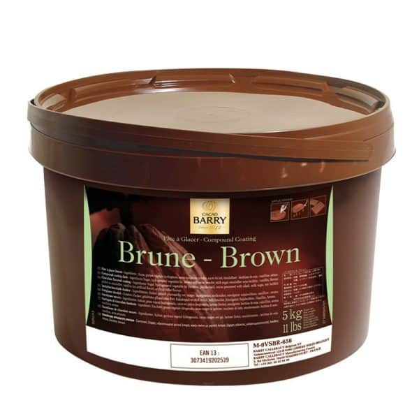 Pâte à Glacer Brune Barry