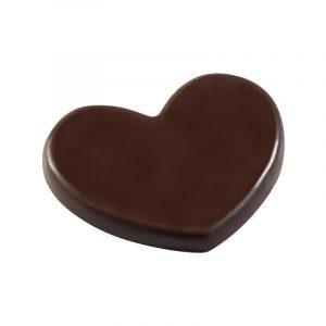 Moule à chocolat - Palets Cœurs - Matfer référence 383610