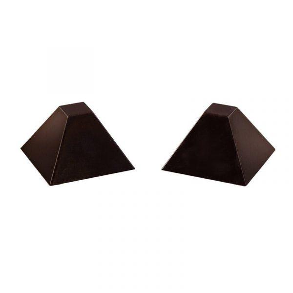 Moule à chocolat - Pyramide - Matfer référence 383300
