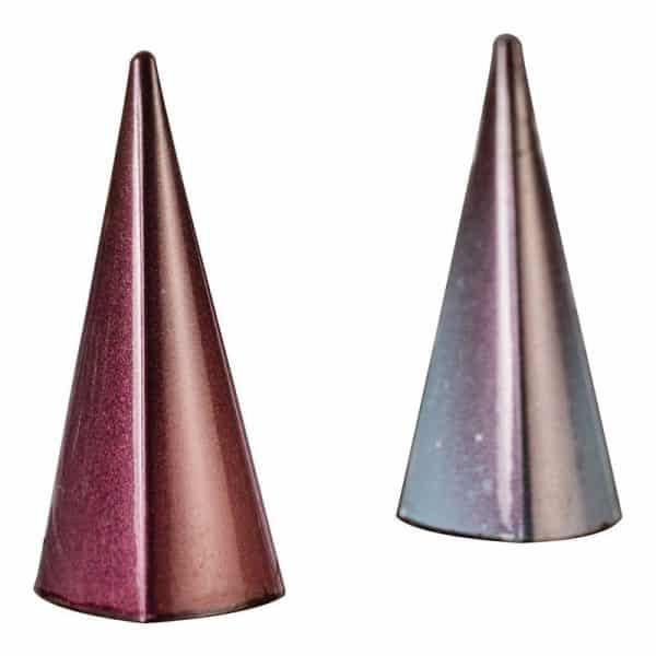 Moule à chocolat - Pyramide Triangulaire - Matfer référence 380005
