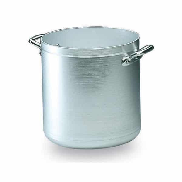 """Marmite Traiteur / Dessous de Couscoussier en aluminium, Gamme """"Classe Alu"""" - Matfer Bourgeat"""